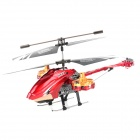 Skytech M11 Mini 4-Channel IR Control Helicopter w/ Gyroscope - Red + Black + Golden