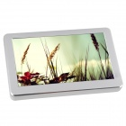 "T18 4.3"" HD Touch Screen MP4 Player w/ 16GB, 1080p AV Out, TF, FM - Silver"
