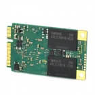 "Samsung MZMPC032HBCD 1.8"" 32GB 256MB mSATA / SATA3 SSD - Green + Golden + Black"