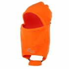 Departure Women' s Multifunction Outdoor Fleeces Windproof Neck Warmer Mask Scarf / Hat - Orange