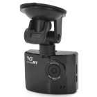 "Mini HD 5.0MP 8X 140 Degree 1080p Car DVR w/ AV-OUT / HDMI (2.0"" TFT)"