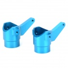 HSP 860010 Aluminum Alloy Steering Hub Carriers for R/C 1:8 94760 / 94761 + More - Blue (2 PCS)