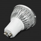 GU10 5W 180lm 6500K Cold White Light 5-LED-lampa