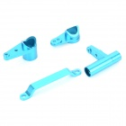 HSP 860020 Aluminum Alloy Steering / Saver Complete for R/C 1:8 94760 / 94761 / 94762 + More - Blue