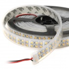 96W 4800lm 1200-3528 SMD LED Warm White Flexible Decorative Strip Lamp w/ Waterproof Sleeve (5m)