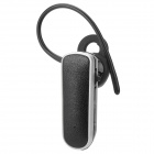 Mini5C Bluetooth V3.0+EDR Stereo Headset - Black  + Silver White