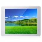 "XC-14.1 14"" LED Digital Photo Picture Frame Album w/ Speaker - White (16GB)"