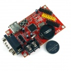 Single / Double Color LED Control Card - Red (1 x CR2032)