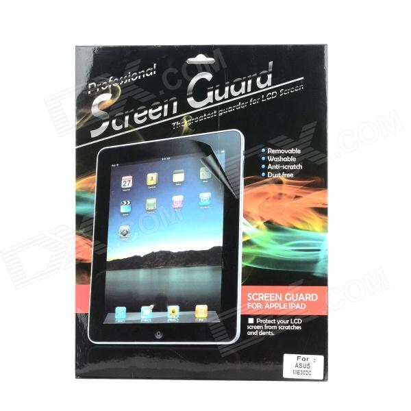 Protective Clear PET Screen Guard Film for ASUS Memo Pad Full HD 10.1 ME302C
