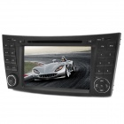 "LSQSTAR ST-9303 2 Din 7"" DVD Player w/ GPS BT TV 3G RDS Ipod Canbus HD for Benz E/CLS - Black"