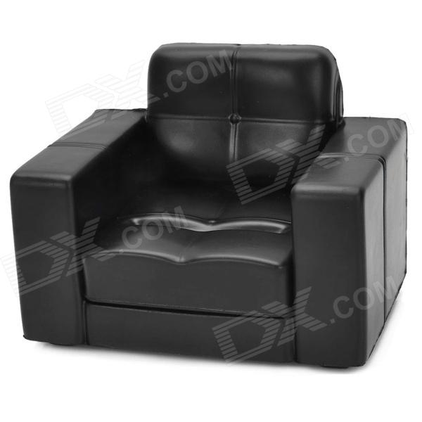 siri 39 s couch sc 05 sb pu cell phone holder for iphone 4 4s 5 black free shipping. Black Bedroom Furniture Sets. Home Design Ideas