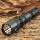 Nitecore MT26 Cree XM-L U2 800lm 5-Mode Memory White Flashlight - Black (1 x 18650)