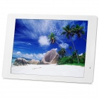"Digital 14"" TFT Photo Frame / MP5 Player w/ SD / 3.5mm / Speaker / 16MB Memory - White"