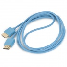 Gold Plated Connector HDMI Male to Male Cable - Blue (1.5m)
