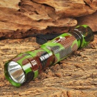 UltraFire WF-501B Cree XM-L U2 500lm 5-Mode Memory White Flashlight w/ Bicycle Mount (1 x 18650)