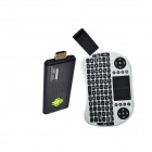 iTaSee MK809BIII + i8 Quad-Core Android 4.2.2 Google TV Player w/ 2GB RAM, 8GB ROM, HDMI (US Plug)
