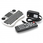 REKO QT960-K8 + I8 Air Mouse Quad-Core Android 4.2 Mini PC Google TV Player w/ 2GB RAM, 8GB ROM (US)