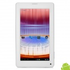 "Y-01 7"" Dual Core Android 4.0 Tablet PC w/ 512MB RAM / 4GB ROM / 1 x SIM / GPS - White"