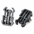 ESER DZ Multifunctional Activity Mount + J-Shaped Mount Set Accessories for Gopro 3 / 3+