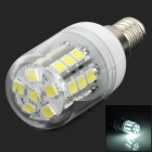 E14-3W-W-270 E14 3W 270lm 7000K 27-LED White Light Bulb - White