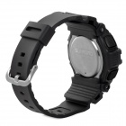Sunroad FR821B Multifunction Digital Sports Watch w/ Altimeter / Compass / Barometer - Black + Grey