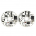 XLZM-RGB-V01 3W LED RGB Light Driver Boards - White (2 PCS)