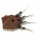 Halloween Killer Glove - Black + Copper + Brown + Light Brown + Grey