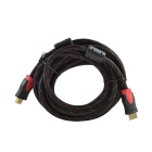 Premium Gold Plated 1080p HDMI V1.3 M-M Shielded Connection Cable (5M-Length)