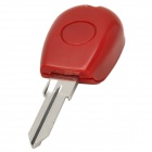 AML031407 Replacement Car Key Case for Alfa Romeo - Red + Silver