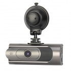 "AT-600 1.5"" LTPS 2MP 1080P FHD Car DVR Camcorder w/ Parking Monitor, AV Out, HDMI, G-sensor"