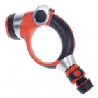 GarTex 55605 High Washing Gun Nozzle With Standard Hose Connector - Orange + Black + Silver