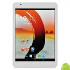 "Ramos X10pro 7.85 ""IPS Quad Core Android 4.2 Tablet PC w / 1GB RAM / 16GB ROM / 1 x SIM - Silber"