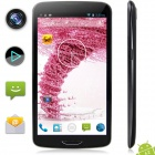 "iNew I6000 MTK6589T Quad-Core Android 4.2 WCDMA Bar Phone w/ 6.5"" FHD IPS, GPS and Wi-Fi - Black"