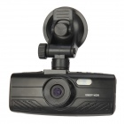 "AT-800 2.7""TFT 2MP 1080P FHD Car DVR Camcorder w/ Motion Detection, AV Out, HDMI, G-sensor - Black"