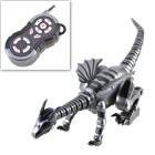SYVIO Smart 2-Channel Remote Control Fire Dragon - Silver + Black (6 x AA)