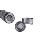SingFire SF-117D 180lm 3-Mode Zooming Flashlight w/ Cree XRE Q5 - Silver (1 x AA / 14500)