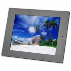 "Digital 10.2"" TFT Photo Frame / Multimedia Player w/ SD / Remote Controller - Black"