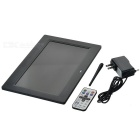 "Digital 10.2"" TFT Photo Frame / Multimedia Player w/ SD / Remote / Controller - Black"
