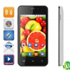"M1 Android 2.3.6 GSM Bar Phone w / 4,0 ""Kapazitive Bildschirm, Dual-Band, Wi-Fi-und Dual-SIM"