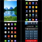 "M1 Android 2.3.6 GSM Bar Phone w/ 4.0"" Capacitive Screen, Dual-Band, Wi-Fi and Dual-SIM"