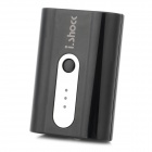 i.shock IP0361 5600mAh Mobile Power Bank for iPhone 4 / 4S / HTC / Samsung - Black