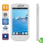 "Lenovo A760 Quad-Core Android 4.1 WCDMA Bar Phone w/ 4.5"" Capacitive Screen, Wi-Fi, GPS and Dual-SIM"