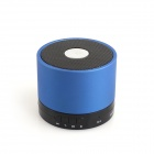 JXD X21 Multi-functional Portable Bluetooth2.1 Speaker w/ Bluetooth Phone Call - Blue + Black