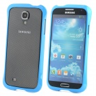 Newtop Protective Plastic Bumper Frame for Samsung Galaxy S4 i9500 - Blue