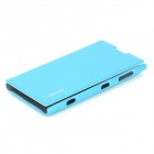 USAMS Starry Sky Series Protective PU Leather + PC Case for Nokia Lumia 1020 EOS - Blue