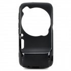 Protective TPU Back Case for Samsung C101 Galaxy S4 Zoom - Black