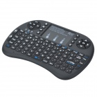 Rii RT-MWK08+ (Russian) Mini 92-Key Keyboard Touchpad - Black
