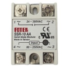 SSR-10AA Solid State Relay Module - White + Silver