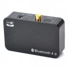 V4.0 TS-BTAD01 Bluetooth Fiber Coaxial áudio Hi-Fi Lossless Output Speaker Receiver - Preto