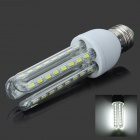 E27 12W 1000LM 6500K 48-SMD-5730 White Light LED Energy Saving Lamp (AC 130~265V)